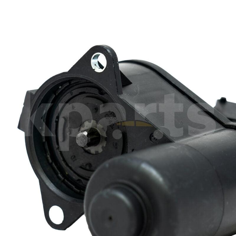 AUDI A6 C6 elektrinio rankinio stabdžio varikliukas 6 dantų
