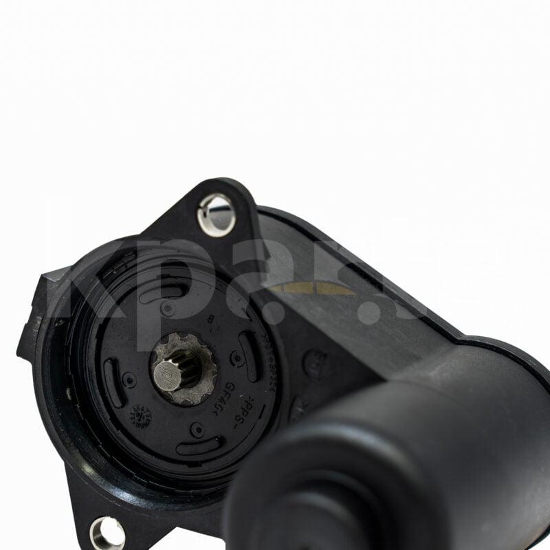 AUDI, VW Passat B6 B7 elektrinio rankinio stabdžio varikliukas 12 dantų