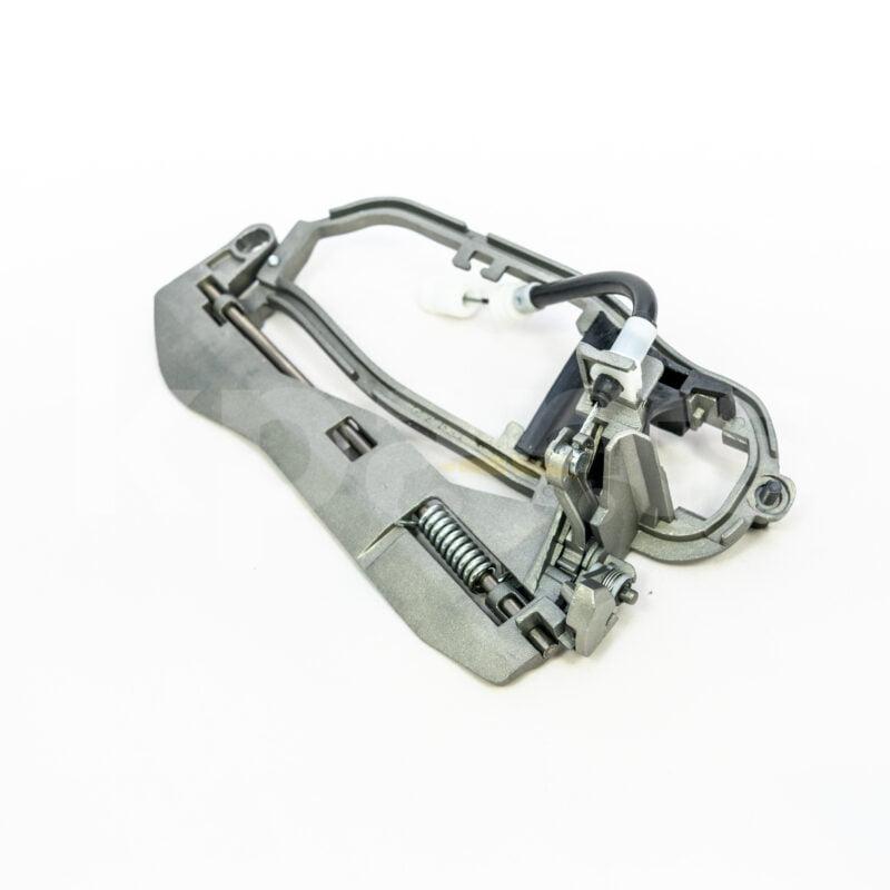 BMW X5 E53 Keleivio dešinės pusės durų rankena (mechanizmas) 51218243616