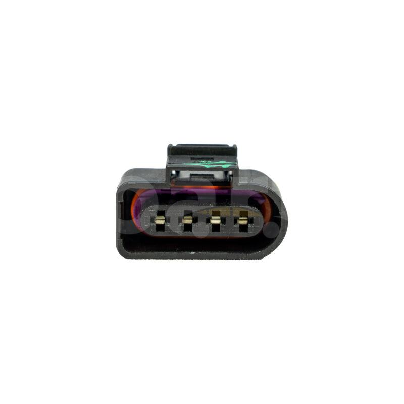 VW 4 kontaktų babinų uždegimo ričių jungtukas 1J0973724
